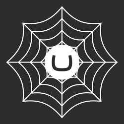 Spider Web with Umbraco logo