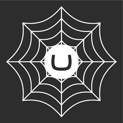 Spider Web with Umbraco logo