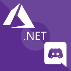 Azure & .NET & Discord Logo