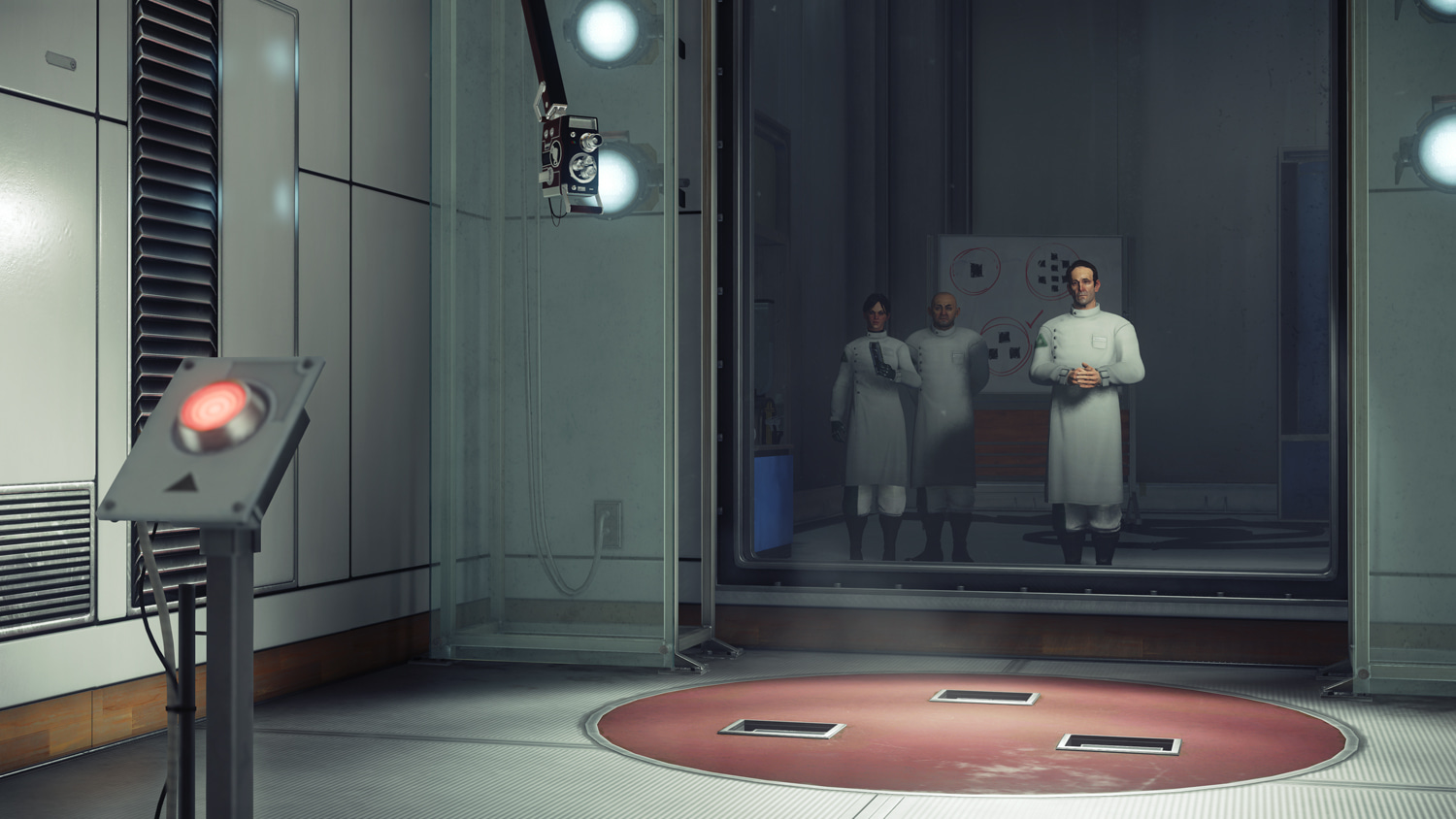 Prey Screenshot: lab test
