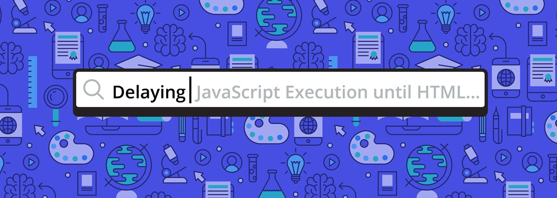 Delaying JavaScript Execution Until HTML Elements are Present in Power Apps and Dynamics CRM